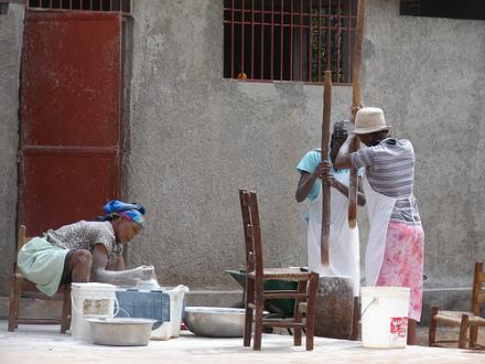 Grassroots movement to help Haitians